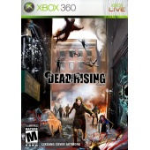 dead rising playstation 3 nintendo wii box art