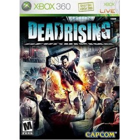 dead rising zombie monster xbox xbox360 306 alien monster
